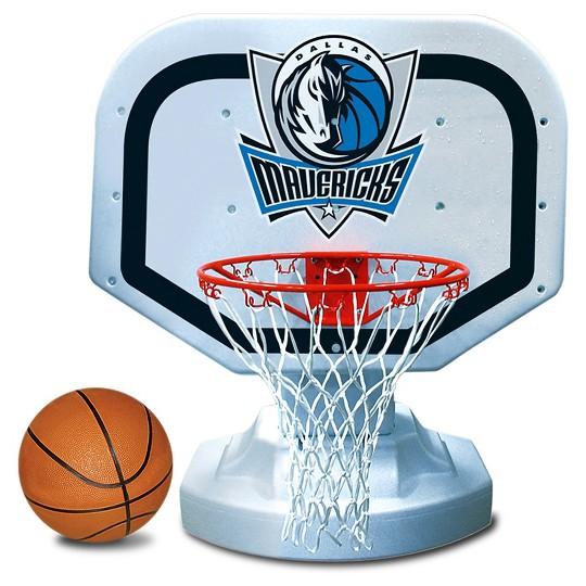 Poolmaster NBA Poolside Basketball Game - Dallas Mavericks, Adult Unisex image number null