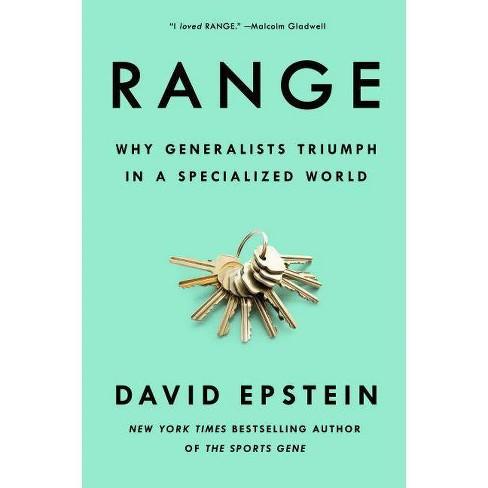 Range - by David Epstein - image 1 of 1