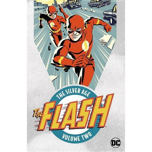 The Flash: The Silver Age Vol. 2 - by  John Broome (Paperback) - image 1 of 1