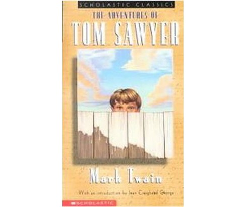 Adventures of Tom Sawyer (Paperback) (Mark Twain) - image 1 of 1