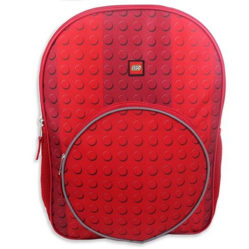 "LEGO Classic 16"" Kids' Backpack - Red - image 1 of 3"