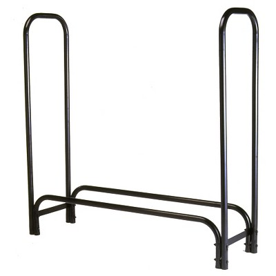 Landmann Log Storage Tubular Steel 4-Foot Log Rack Holder