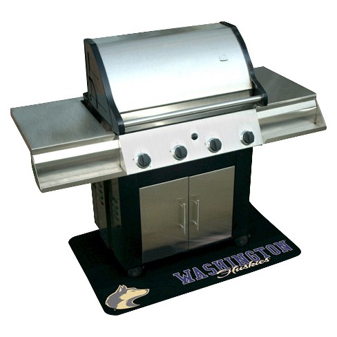Mr. Bar-B-Q - NCAA - Protective Grill Mat, University of Washington Huskies - image 1 of 1