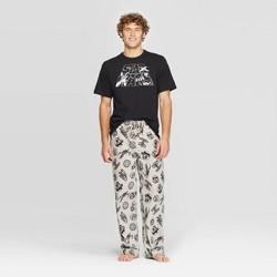 Men's Star Wars Pajama Set - Black