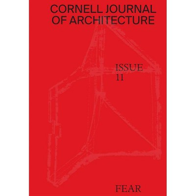 Cornell Journal of Architecture 11 - by  Hallie Black (Paperback)