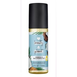Love Beauty & Planet Mimosa & Macadamia nut Essential Hair Oil - 4 fl oz