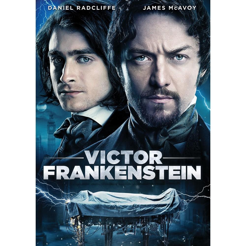Victor Frankenstein (Dvd)