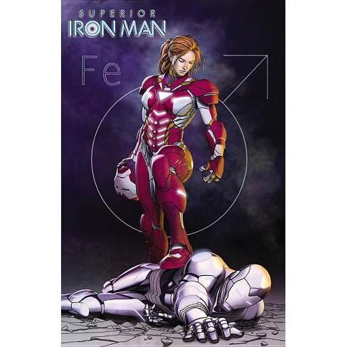 Superior Iron Man, Volume 2 - (Paperback) - image 1 of 1