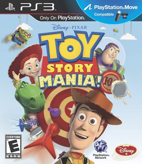 Toy Story Mania PlayStation 3 - image 1 of 1