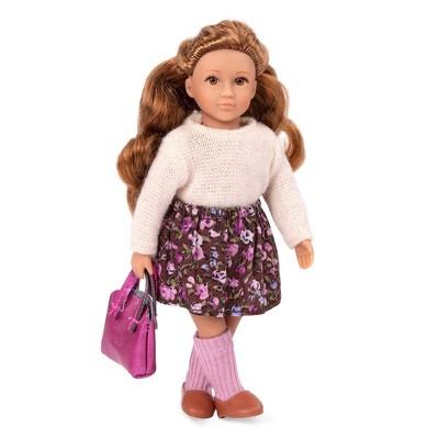 "Lori - 6"" Mini Fashion Doll - Aviana"