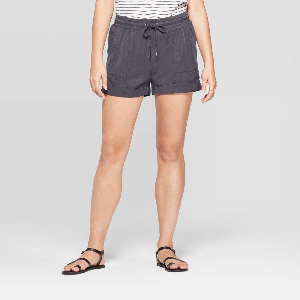 Women's Utility Shorts - Universal Thread Gray S