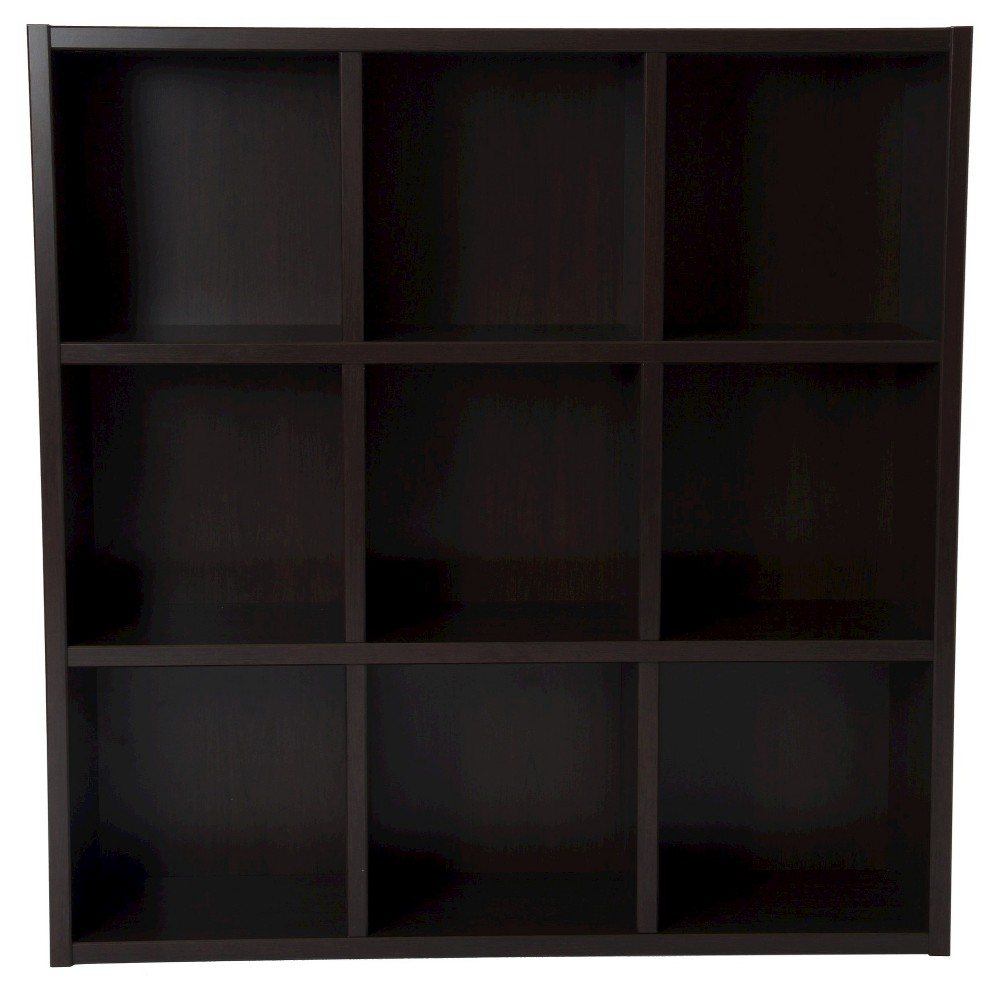Boraam Techny Tobey 47 Bookcase - Espresso (Brown)