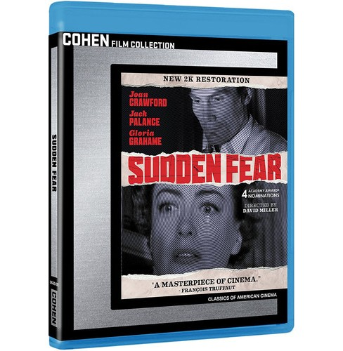Sudden Fear (Blu-ray) - image 1 of 1