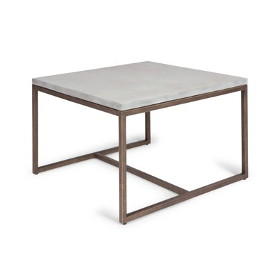geometric-coffee-table-chalky-white---home-styles by home-styles