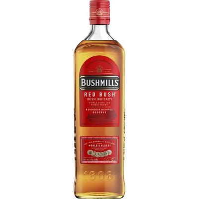 Bushmills Red Irish Whiskey - 750ml Bottle