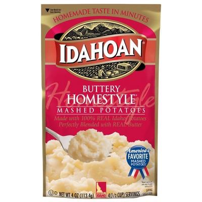 Idahoan Buttery Homestyle Mashed Potatoes - 4oz