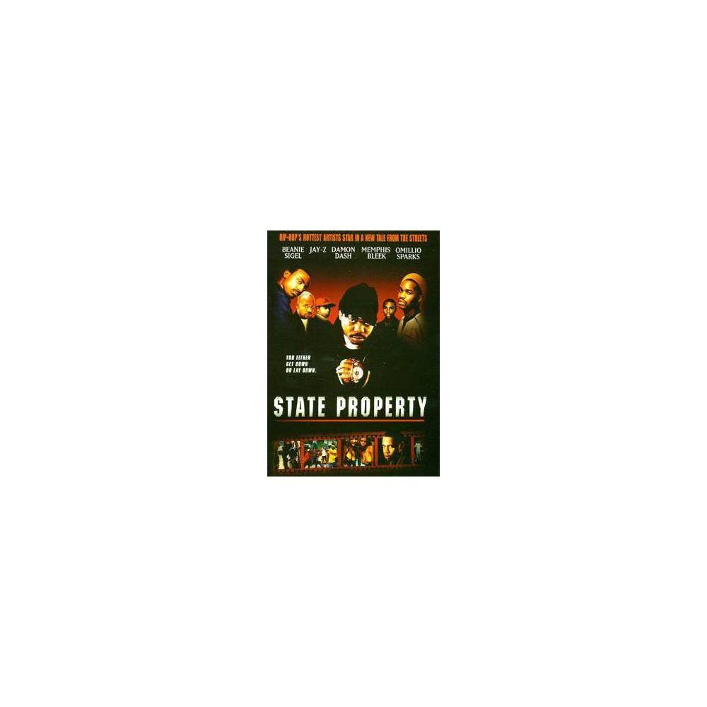 State Property Dvd 2002