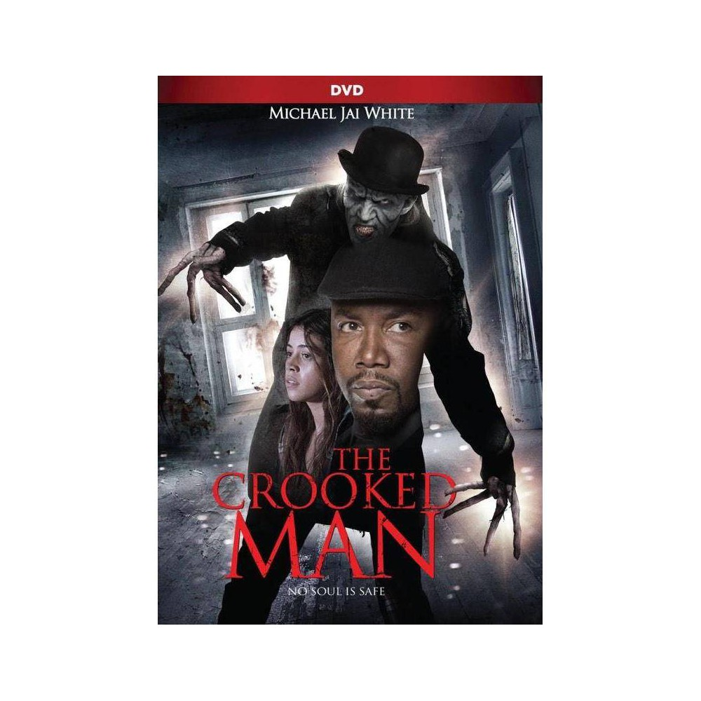 The Crooked Man Dvd