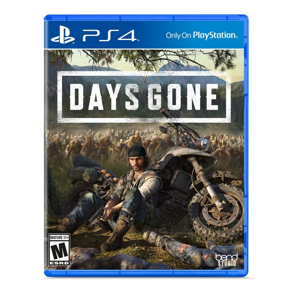 Days Gone - PlayStation 4 was $39.99 now $19.99 (50.0% off)
