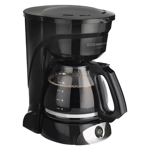 KitchenSmith By BELLA 12 Cup Manual Coffee Maker   Target 1ff6ecaaa