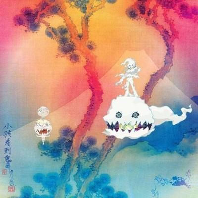 KIDS SEE GHOSTS/Kanye West/Kid Cudi - KIDS SEE GHOSTS (EXPLICIT LYRICS) (CD)