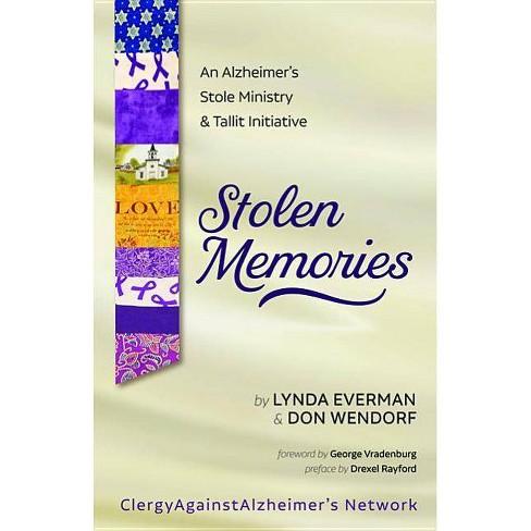 Stolen Memories - by  Lynda Everman & Don Wendorf (Paperback) - image 1 of 1