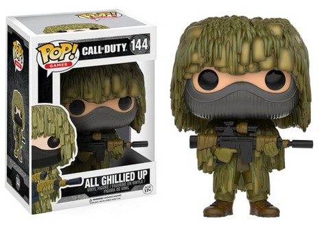 POP! Games: Call of Duty - All Ghillied Up - image 1 of 1