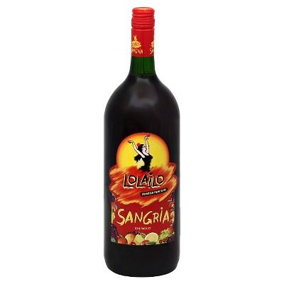 Lolailo Red Sangria Wine - 1.5L Bottle