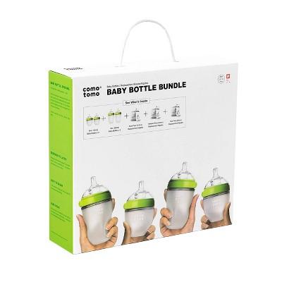 Comotomo Baby Bottle Gift Set