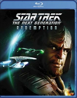 Star Trek: The Next Generation - Redemption (Blu-ray)