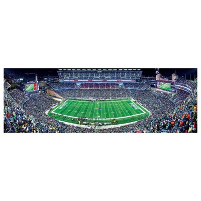 NFL New England Patriots 1000pc Jigsaw Puzzle