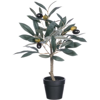 Sullivans Artificial Potted Olive Tree