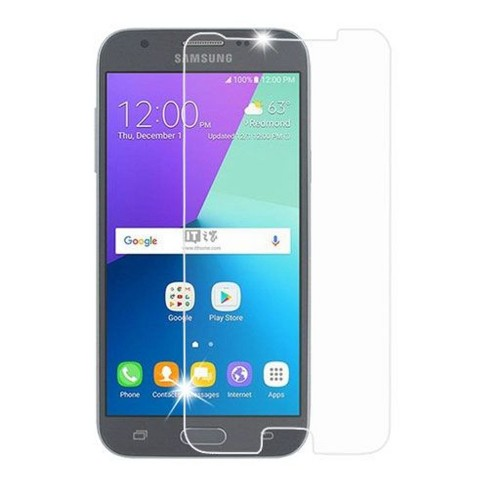 MYBAT Tempered Glass LCD Screen Protector Film Cover For Samsung Galaxy J3 (2017) - image 1 of 1