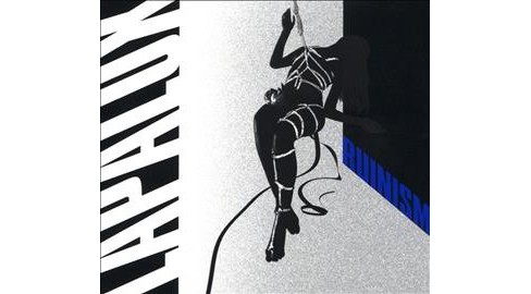 Lapalux - Ruinism (CD) - image 1 of 1