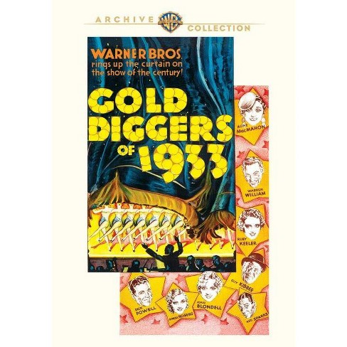 Gold Diggers Of 1933 (DVD) - image 1 of 1