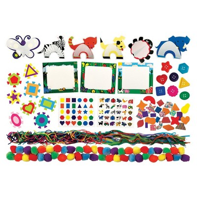 Roylco Art Exploration Kit for Toddlers