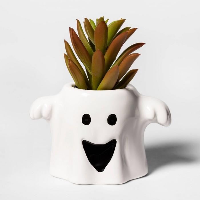 Ghost Halloween Succulent - Hyde & EEK! Boutique™ - image 1 of 1
