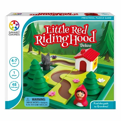 SmartGames Little Red Riding Hood 14pc