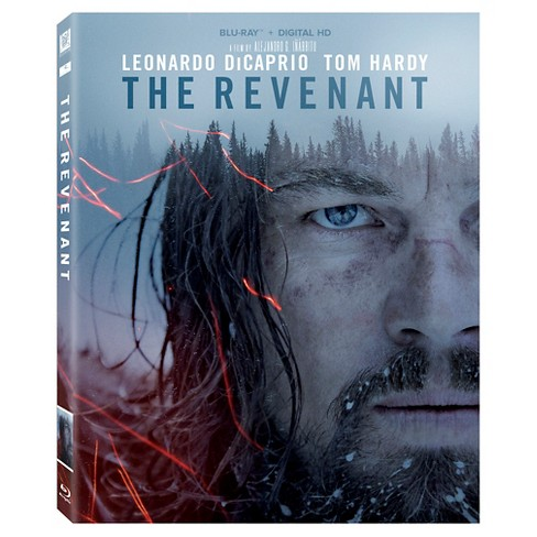 The Revenant (Blu-ray + Digital HD) - image 1 of 2
