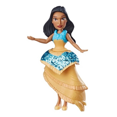 Disney Princess Pocahontas Doll with Royal Clips Fashion, One-Clip Skirt - image 1 of 6