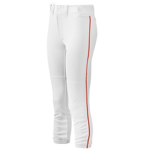 Mizuno Women's Belted Piped Softball Pant - image 1 of 1