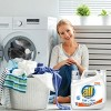 all Liquid Laundry Detergent with Oxi Stain Removers and Whiteners - Free Clear - 141oz - image 4 of 4