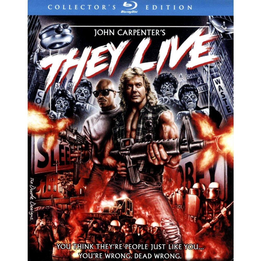 They Live (Collector's Edition) (Blu-ray)