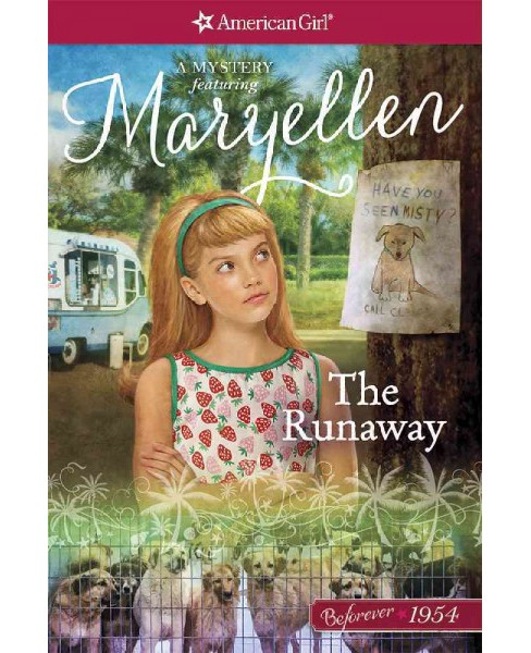 Runaway : A Maryellen Mystery (Paperback) (Alison Hart) - image 1 of 1