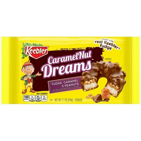 Keebler Caramel Nut Dreams Cookies - 7.7oz - image 1 of 3