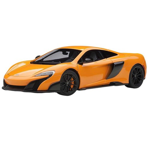 McLaren 675LT McLaren Orange 1/18 Model Car by Autoart - image 1 of 4