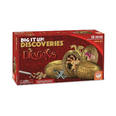 MindWare Dig It Up! Dragon Eggs - Science and Nature