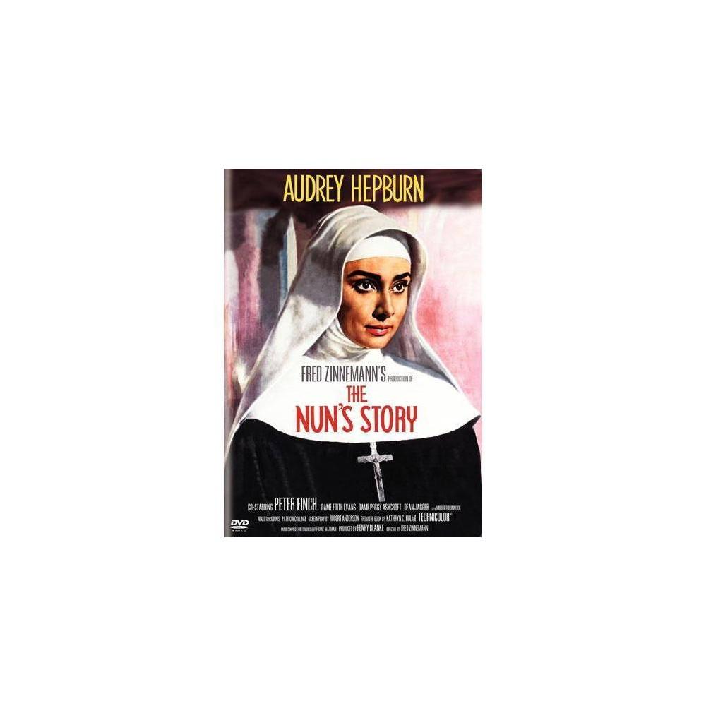 The Nun S Story Dvd 2006