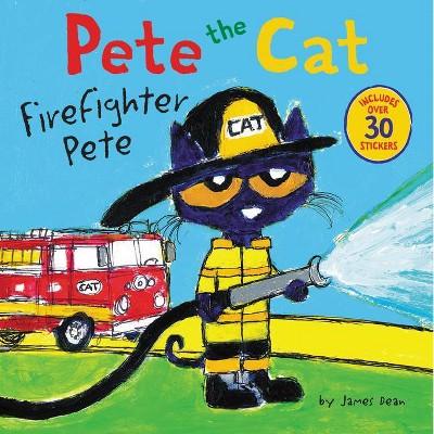 Firefighter Pete (Paperback) (James Dean)