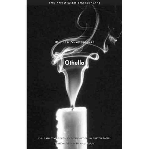 Othello - (Annotated Shakespeare) by  William Shakespeare (Paperback) - image 1 of 1